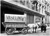 Coal dust and Vaseline: Maybelline's First Mascara  was called Lash Brow Ine