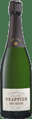 Champagne Drappier Brut Nature comprises a cuvée of Pinot Noir grapes sourced from the Côte des Bar region in southern Champagne.