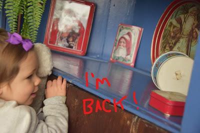 Josie's Back!