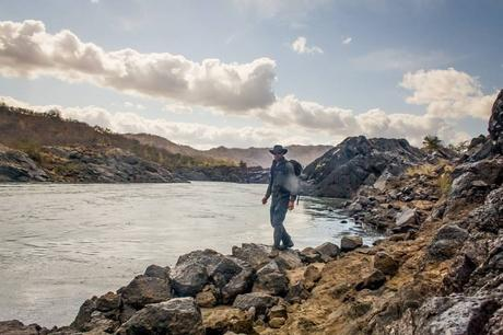 British Adventurer to Hike the Length of the Gambia River