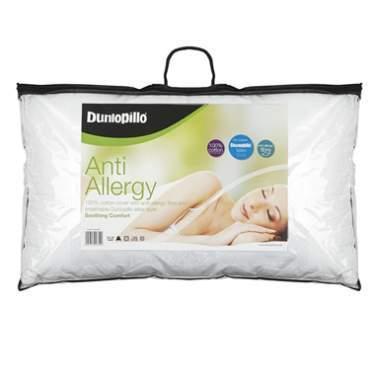 Dunlopillo Anti Allergy Pillow
