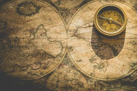 Image: Map and Compass, by Ylanite Koppens on Pexels