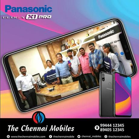 TAKE YOUR COMMUNICATION TO THE NEXT LEVEL WITH PANASONIC MOBILES