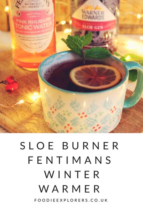 Recipe: Sloe Burner Winter Warmer