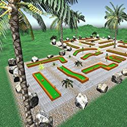 Image: Mini Golf 3D | includes 18 holes of varying difficulty with simple to use interface, great 3D graphics