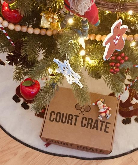 Give The Tennis Gift That Keeps On Giving: Court Crate