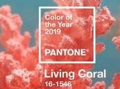 Living Coral: Pantone's Color Year 2019