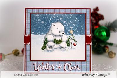 Polar Bear's Christmas Tree