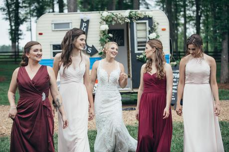 Just The Girls Styled Shoot