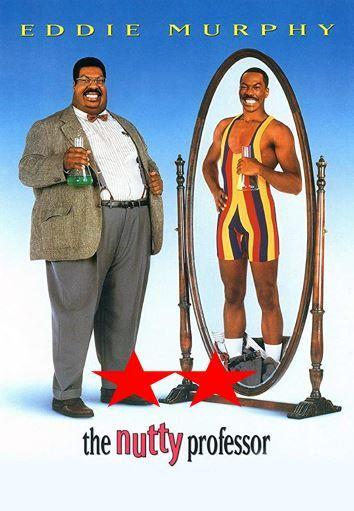 Franchise Weekend – The Nutty Professor (1996)