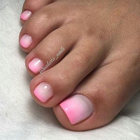 20 easy to do toe nail art design ideas for 2019  paperblog