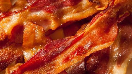 Bacon vending machine!