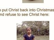 Putting Christ Back Into Christmas: Death Jakelin Ameí Rosmery Caal Maquin
