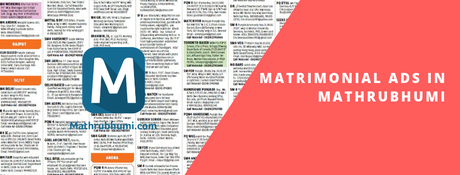 Matrimonial Advertisement in Newspaper – How to Write and Publish Ads?