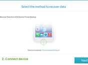 Recover Your Lost Data with Gihosoft iPhone Recovery
