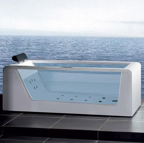 whirlpool lena modern bathtub