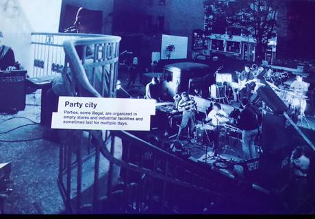 Nineties Berlin at the Alte Münze