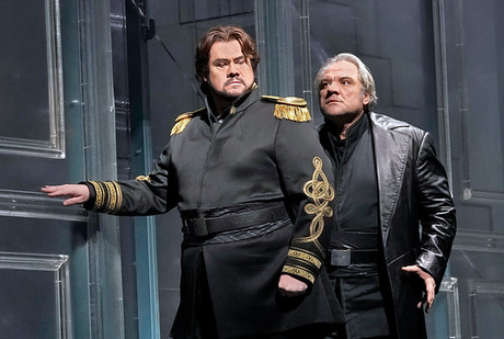 Opera Review: Going For the Throat