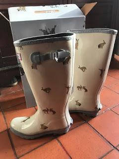 Product Review - Ryedale ladies Wistow Wellington Boots