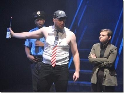 Review: Yippee Ki-Yay Merry Christmas! A Die Hard Musical Parody (Yippee Productions)