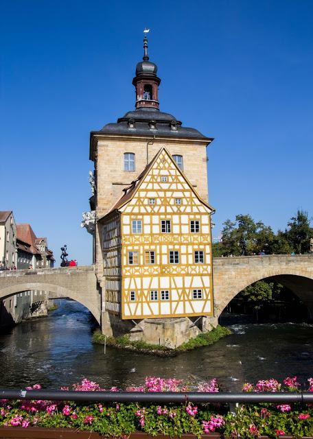 Grand Circle River Tour 10:  Bamberg   [Sky Watch Friday]