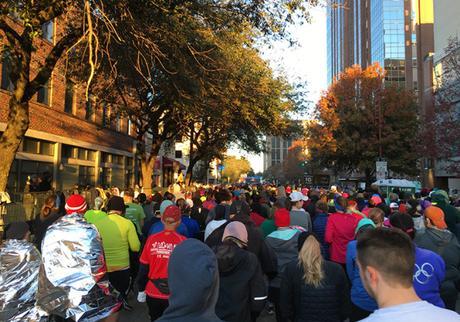Run for a Reason: The 46th Chevron Houston Marathon (TX)