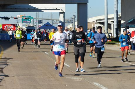 Run for a Reason: The 46th Chevron Houston Marathon (TX)