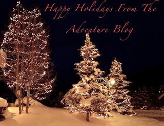 Happy Holidays and The Adventure Blog is Moving!