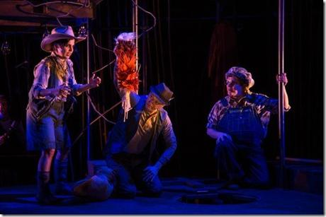 Review: Fantastic Mr. Fox (Emerald City Theatre)