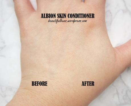 Review: Albion Skin Conditioner Essential
