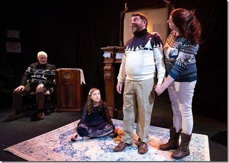 Review: The Winter Wolf (Otherworld Theatre)