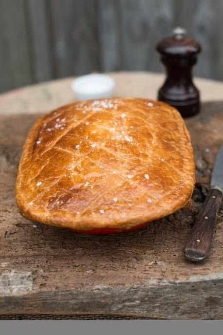 Recipe: Steak Pie for New Year - Paperblog
