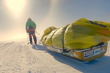 Antarctica 2018: Colin O'Brady Completes Solo, Unassisted Crossing of Antarctica