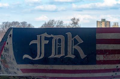 Politics on Display at FDR SK8park in Philadelphia [Friday Fotos]