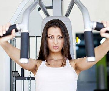 5 Indisputable Reasons to Work with a Shoulder Press Machine