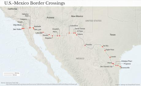 The Real Problem with a Border Wall