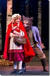 Review: Into the Woods (Music Theater Works)