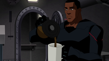 Young Justice Re(af)Watch Season 2 Episode 16 Complications