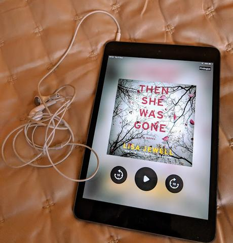 audio book review book blogger