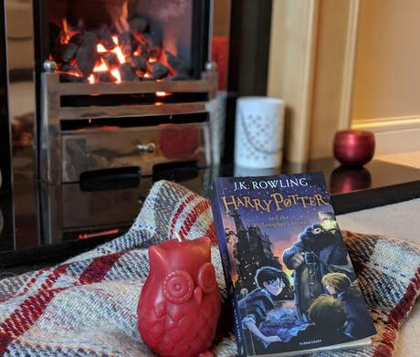 December Book Reviews Harry Potter Book family club