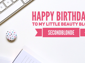 Happy Birthday Secondblonde
