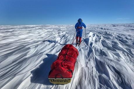 Antarctica 2018: Lou Rudd Completes Antarctic Traverse Too!