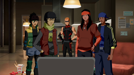 Young Justice Re(af)Watch Season 2 Episode 17 The Hunt