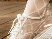 Shoe Qupid Terrace-07A Clear Lace Sneakers