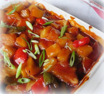 Sweet and Sour Chicken Nuggets
