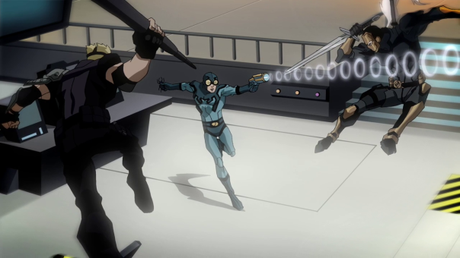 Young Justice Re(af)Watch Season 2 Episode 18 Intervention