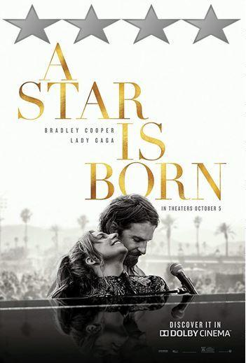 ABC Film Challenge – Best of 2018 – A – A Star is Born (2018)