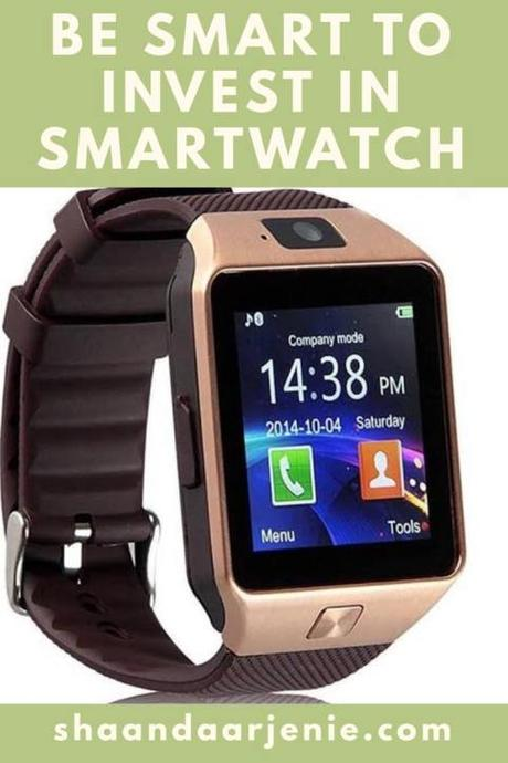 Be SMART to Invest In Smart Watch #GetFitWithFlipkart #SmartHomeRevolution