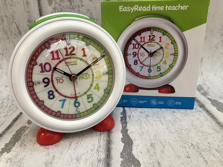 EasyRead Time Teacher Review