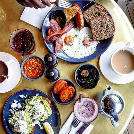 Eating Out|| The Lighterman, Weekend Breakfast